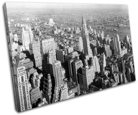New York Vintage Photo City - 13-0942(00B)-SG32-LO